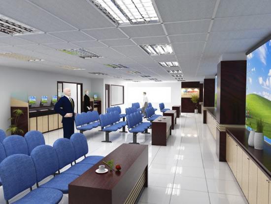Trần thạch cao văn phòng công ty